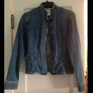 Jones New York Jean Jacket